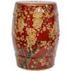 This item: Sakura Blossom Garden Stool, Width - 13 Inches