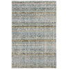 This item: Atlas Blue Rectangular: 6 Ft. 7 In. x 9 Ft. 6 In. Rug