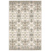 This item: Capistrano Ivory Rectangular: 7 Ft. 10 In. x 10 Ft. 10 In. Rug