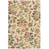 This item: Kendall Beige Rectangular: 5 Ft. 3 In. x 7 Ft. 6 In. Rug