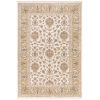 This item: Maharaja Ivory Gold Rectangular: 6 Ft. 7 In. x 9 Ft. 6 In. Rug