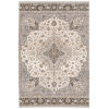 This item: Maharaja Ivory Blue Rectangular: 7 Ft. 10 In. x 10 Ft. 10 In. Rug