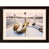 This item: Libby Langdon Sag Harbor Sail 2 Multicolor Framed Wall Art
