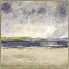 This item: Lands End I Blue Framed Wall Art