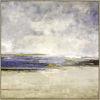 This item: Lands End II Blue Framed Wall Art