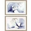 This item: Wave Break Blue Framed Wall Art, Set of 2
