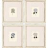 This item: Hydrangea Minis Blue Framed Wall Art, Set of 4
