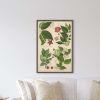 This item: Botanica I Green Framed Wall Art