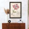 This item: Hydrangea Pink Framed Wall Art