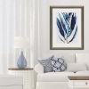 This item: Blue Blue Drift I Framed Art