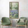 This item: Green Lavender Hill II Framed Art