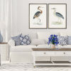 This item: Herons Multicolor Framed Art, Set of Two