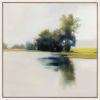 This item: Water Bound Neutral Canvas