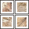 This item: Woodgrain Brown Framed Art, Set of Four