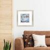 This item: Rocky Bay I Orange Framed Art