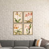 This item: Orchids Multicolor Framed Art, Set of Four