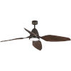 This item: Holland Oil Rubbed Bronze 60-Inch LED Ceiling Fan with White Opal Shade