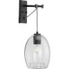This item: Caisson Graphite Eight-Inch One-Light ADA Wall Sconce