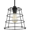 This item: Chambers Black 10-Inch One-Light Mini Pendant