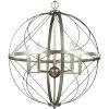 This item: Brandywine Silver 22-Inch Five-Light Pendant