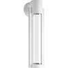 This item: P560056-030-30: Z-1030 White One-Light LED Energy Star Outdoor Wall Mount