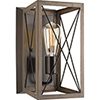 This item: P710012-020: Briarwood Antique Bronze One-Light Wall Sconce