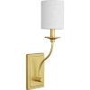 This item: Bonita Satin Brass Five-Inch One-Light ADA Wall Sconce