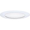 This item: P8020-28: Albalite White Recessed Flush Trim