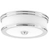 This item: P350085-015-30: Bezel LED Polished Chrome Energy Star LED Flush Mount