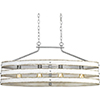 This item: P400097-141: Gulliver Galvanized Four-Light Chandelier