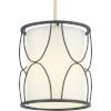 This item: Landree Black One-Light Pendant