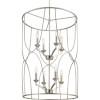 This item: Landree Silver Ridge Eight-Light Foyer