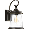 This item: P560084-020: Conover Antique Bronze One-Light Outdoor Wall Sconce