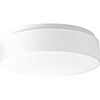This item: P730002-030-30: Drums and Clouds White Energy Star LED Flush Mount