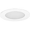 This item: P800005-028-30: Edgelit Recessed Satin White Energy Star LED Recessed Light