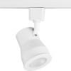 This item: Satin White LED One-Light Track Head