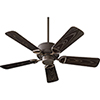 This item: Estate Patio Oiled Bronze Patio Fan
