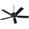 This item: All-Weather Allure Black 52-Inch Patio Fan