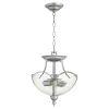 This item: Aspen Classic Nickel 14-Inch Two-Light Pendant