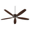 This item: Breeze 60-Inch Oil Rubbed Bronze Ceiling Fan