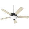This item: Capri VIII Midnight Bronze 52-Inch Two-Light LED Ceiling Fan