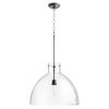 This item: Noir One-Light 19-Inch Pendant