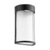 This item: Fontaine Noir LED 5-Inch Outdoor Wall Mount