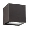 This item: Ion Oil Bronze Two-Light LED Outdoor Wall Mount