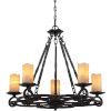 This item: Armelle Imperial Bronze Five-Light Chandelier