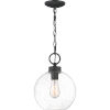 This item: Barre Grey Ash 10-Inch One-Light Outdoor Hanging Lantern with Clear Seedy Glass
