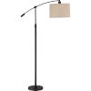 This item: Clift Oil Rubbed Bronze One-Light Floor Lamp