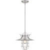 This item: Starboard Brushed Nickel 13-Inch One-Light Pendant