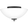 This item: Conrad Brushed Nickel 13-Inch Two-Light Flush Mount
