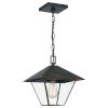 This item: Corporal Industrial Bronze One-Light Outdoor Pendant